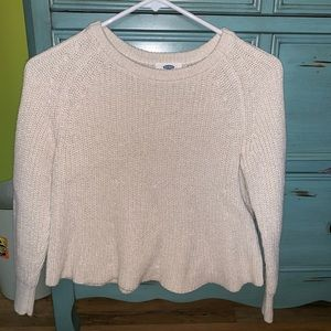 💝Old Navy💝 beige sweater size 8